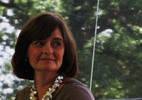 Cherie Blair at MEDEF UE 2009