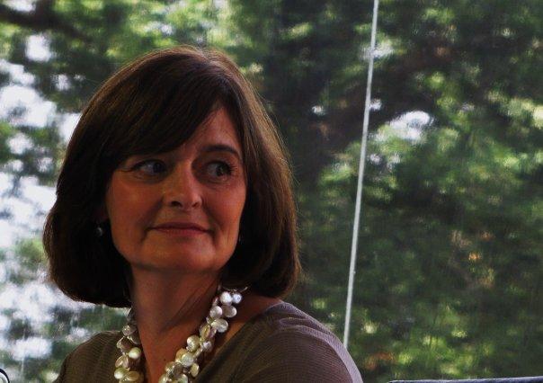 Cherie Blair at MEDEF UE 2009